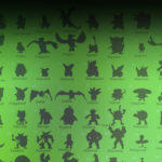 pokemon silhouette