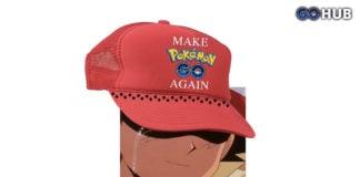 Make Pokemon GO Great Again