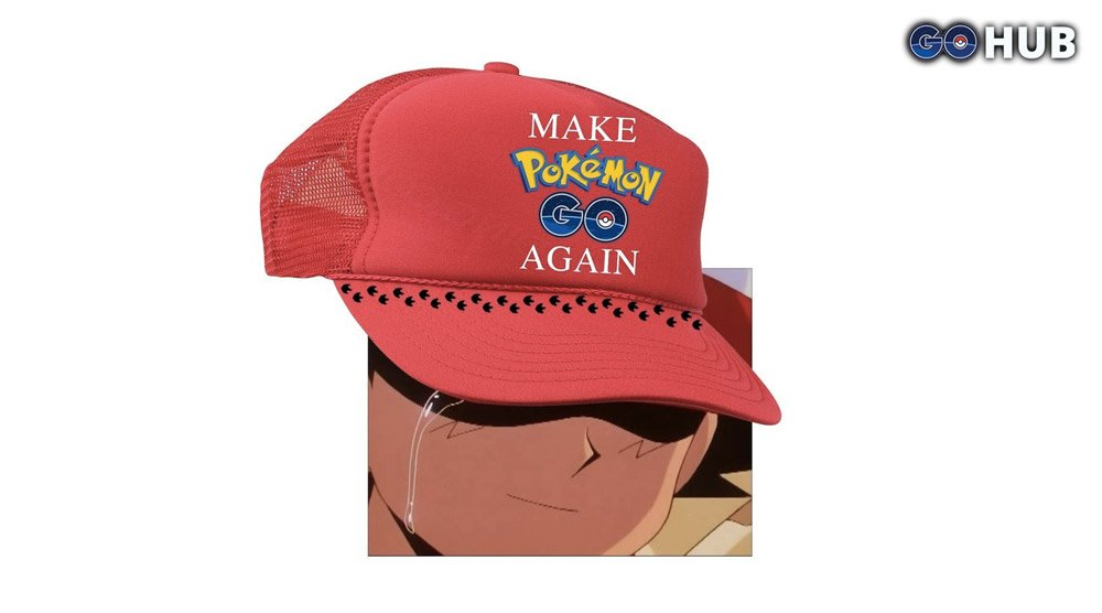 Make Pokemon GO Great Again