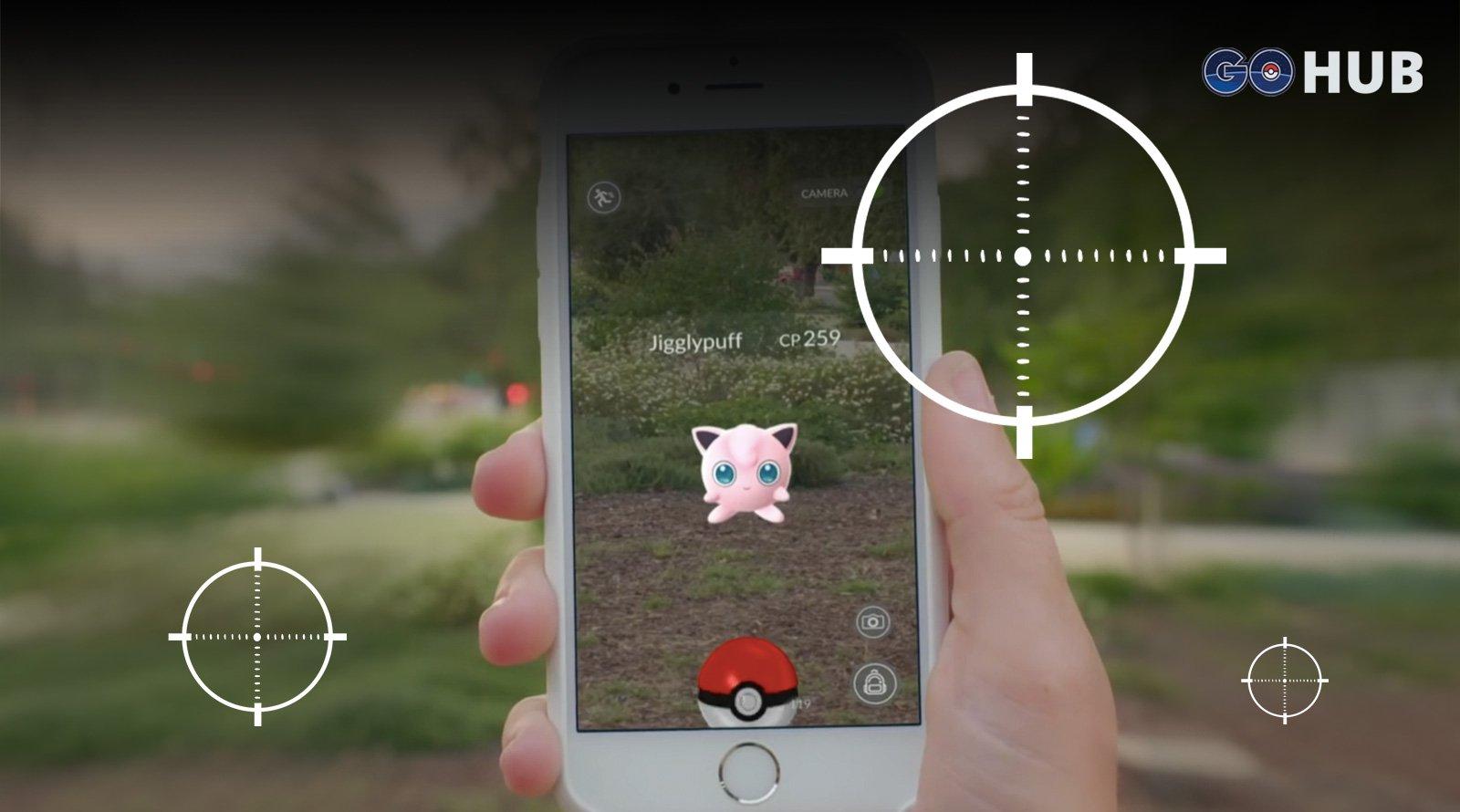 Pokemon GO Capture Rate Chart