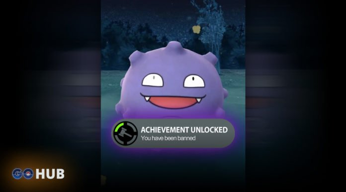 Pokemon GO Cheats Are Finally Banned