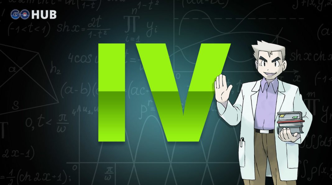Pokemon GO IV Explained - Calculation, meaning, importance
