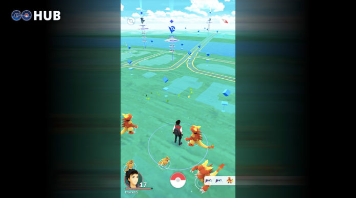 Pokemon GO Nest Map and Guide