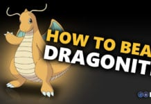 How to beat Pokemon GO Dragonite
