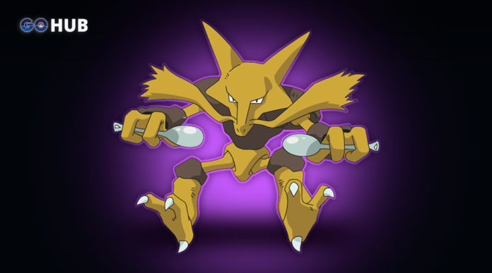 Pokemon GO Alakazam