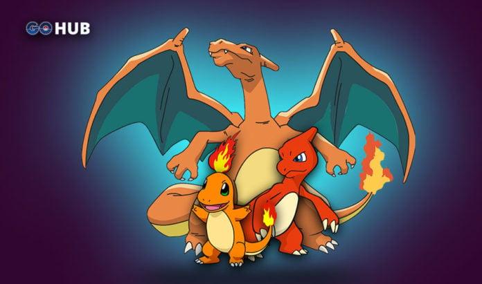 Pokemon GO Nests spawn Pokemon evolution