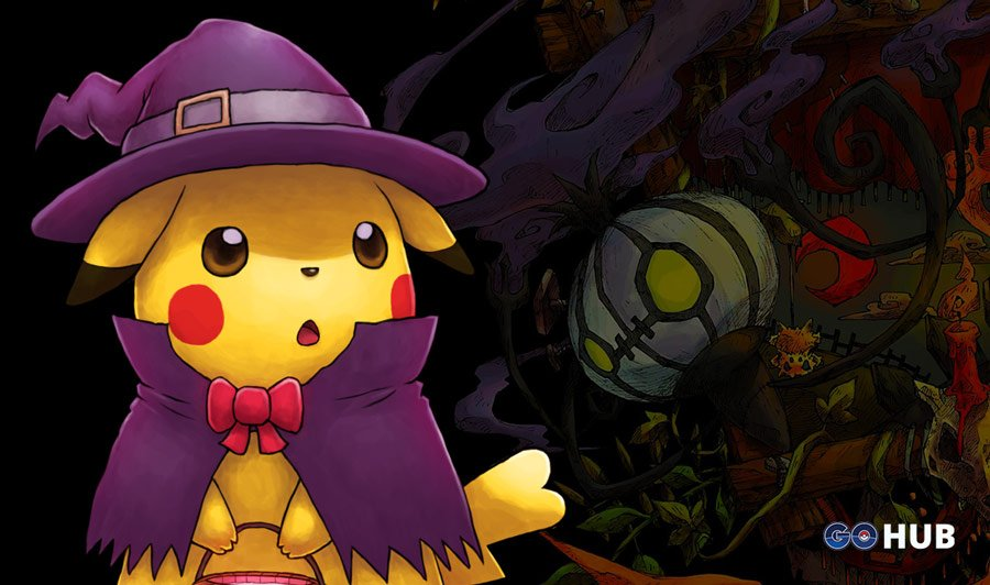 Pokemon Halloween Wallpaper