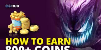 How to Get Maximum Coins (800+ per week)