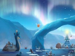 Winter Ice Type Pokemon GO