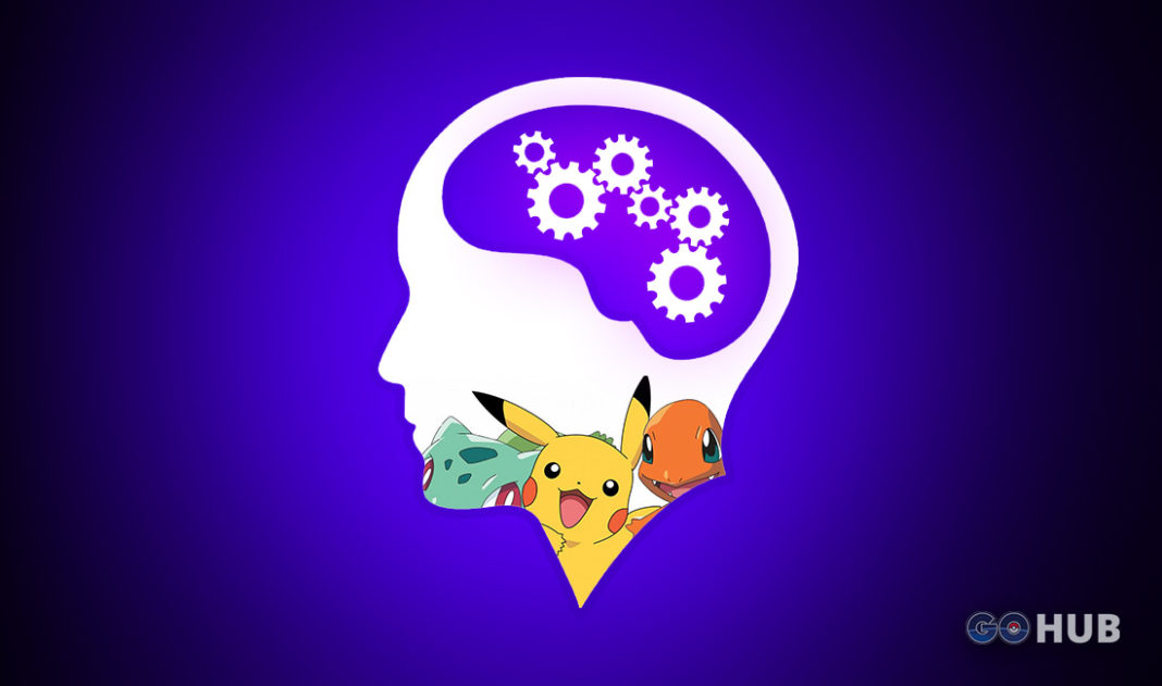 Pokemon GO Mental Health Improvement