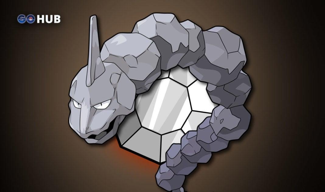 Pokemon GO Top 5 Rock Types