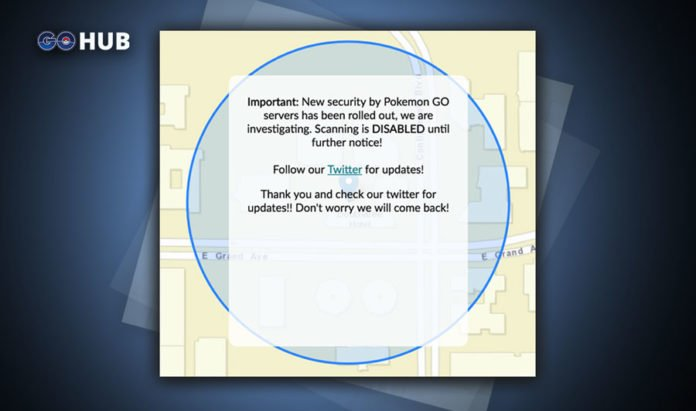 Pokemon GO trackers are not working anymore