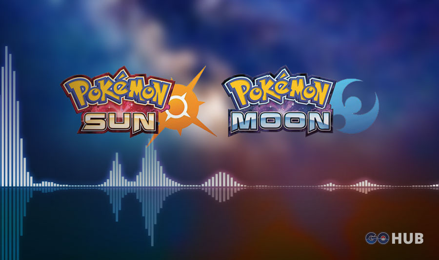 Pokemon Sun and Moon OST
