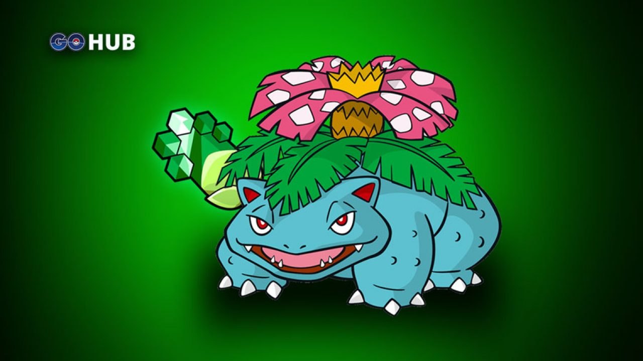 Pokémon tamashii s venusaur 2 2 - frenzy plant - My ... |Shiny Venusaur Fire Red