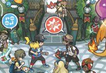 Festival Plaza Pokémon Sun and Moon