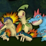 Pokemon GO Generation 2 Starter Models