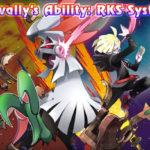 Pokémon Sun and Moon Abilities