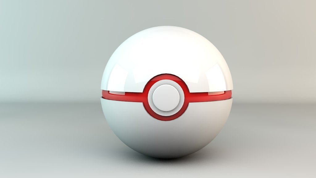 Premier Ball Pokemon GO
