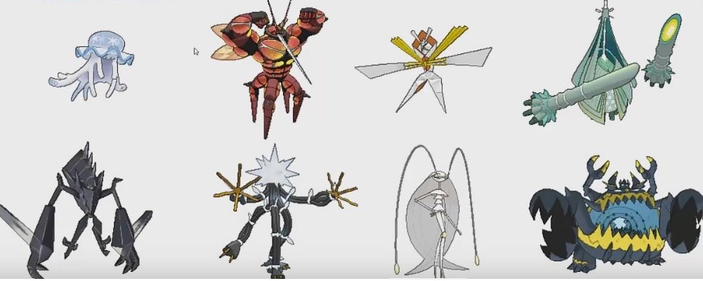 Ultra Beast Sun and Moon