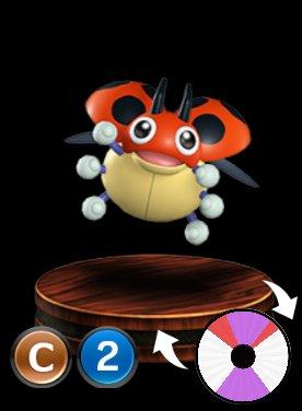 Pokémon Duel Ledyba Pokemon Go Hub