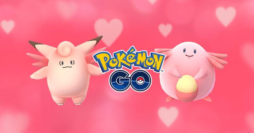 TWIPGH Pokémon GO Valentine's Event