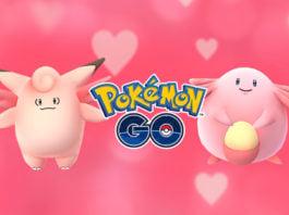 Pokémon GO Valentine's Event