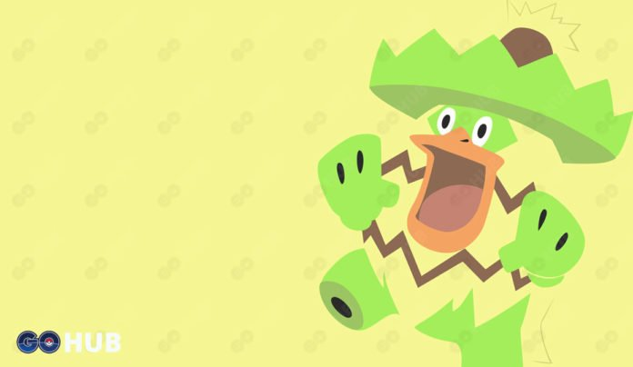 Pokémon GO Ludicolo