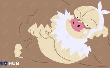 Slaking Pokémon GO