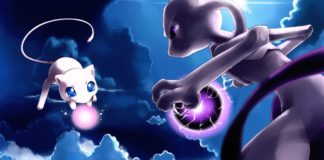Pokémon GO Mew and Mewtwo