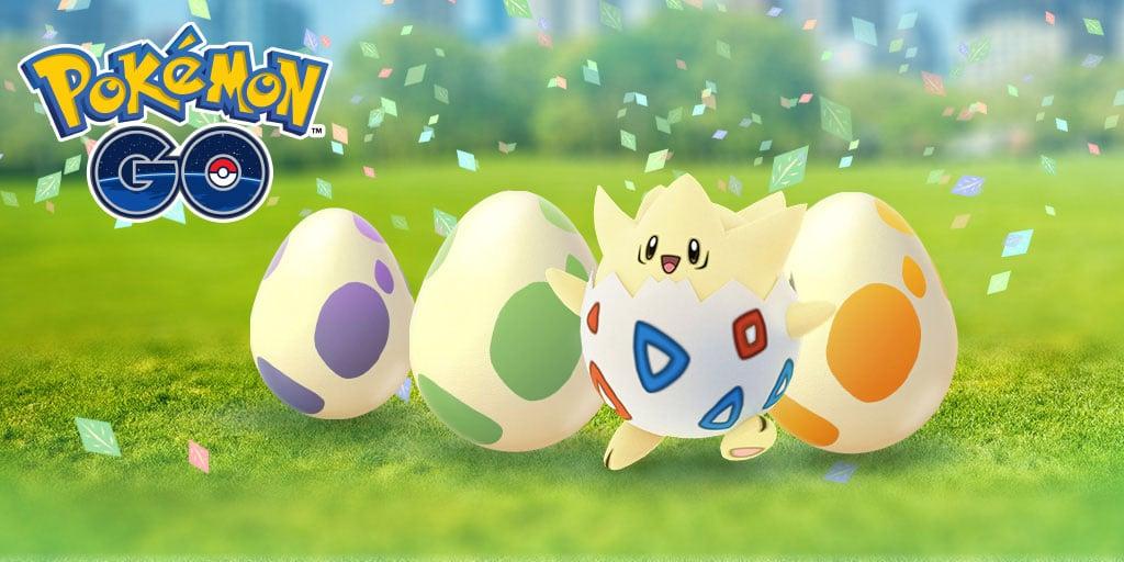 easter eggstravaganza announced: double xp, more candy, lucky egg
