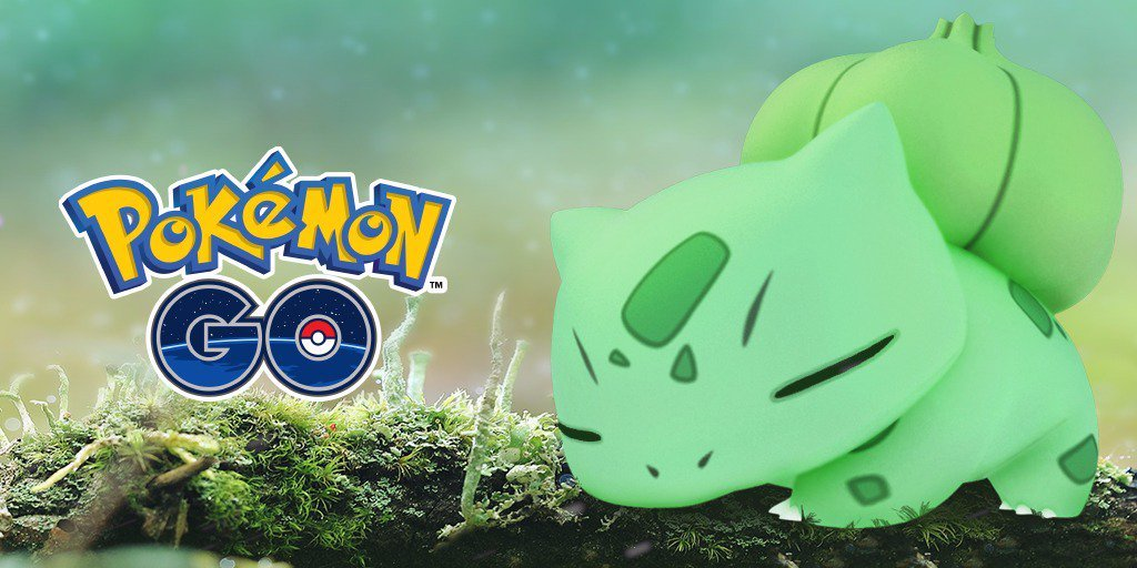 Grass pokemon event