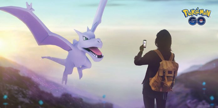 Pokémon GO Adventure Week