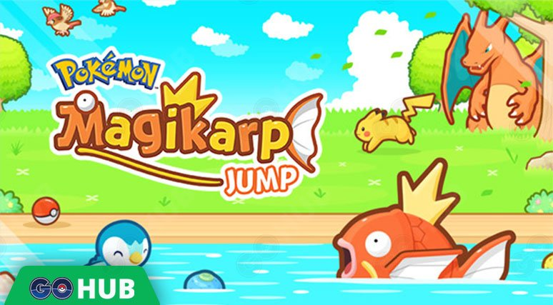 Magikarp Jump League Stages Guide Pokemon Go Hub