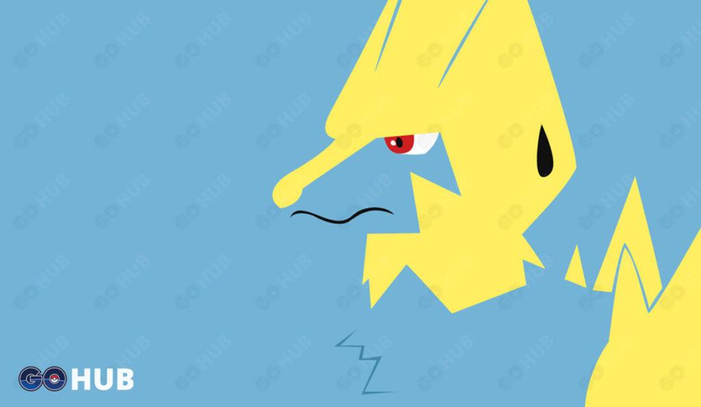 Pokemon GO Manectric