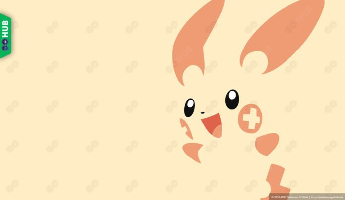 Pokémon GO Plusle