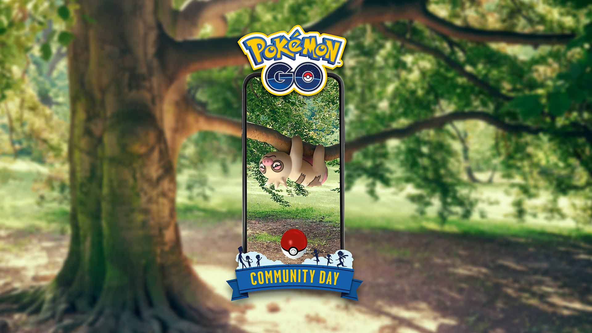 Don't slack off on June Community Day, featuring Slakoth!
