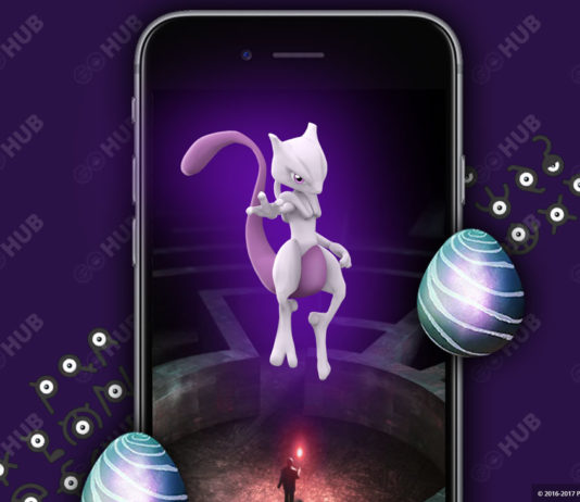 Pokémon GO Legendary Raid Boss List