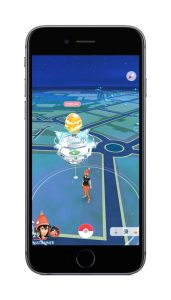 Pokémon GO Raid Map View