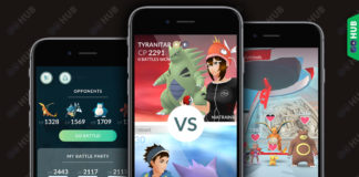 Pokémon GO Gym Update new Features