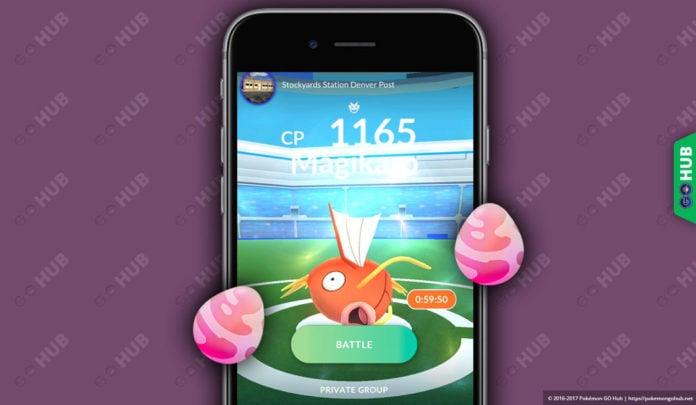 Pokémon GO Normal Raid Boss List