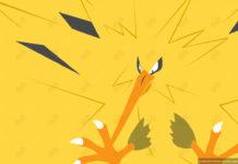 Pokemon GO Zapdos Raid