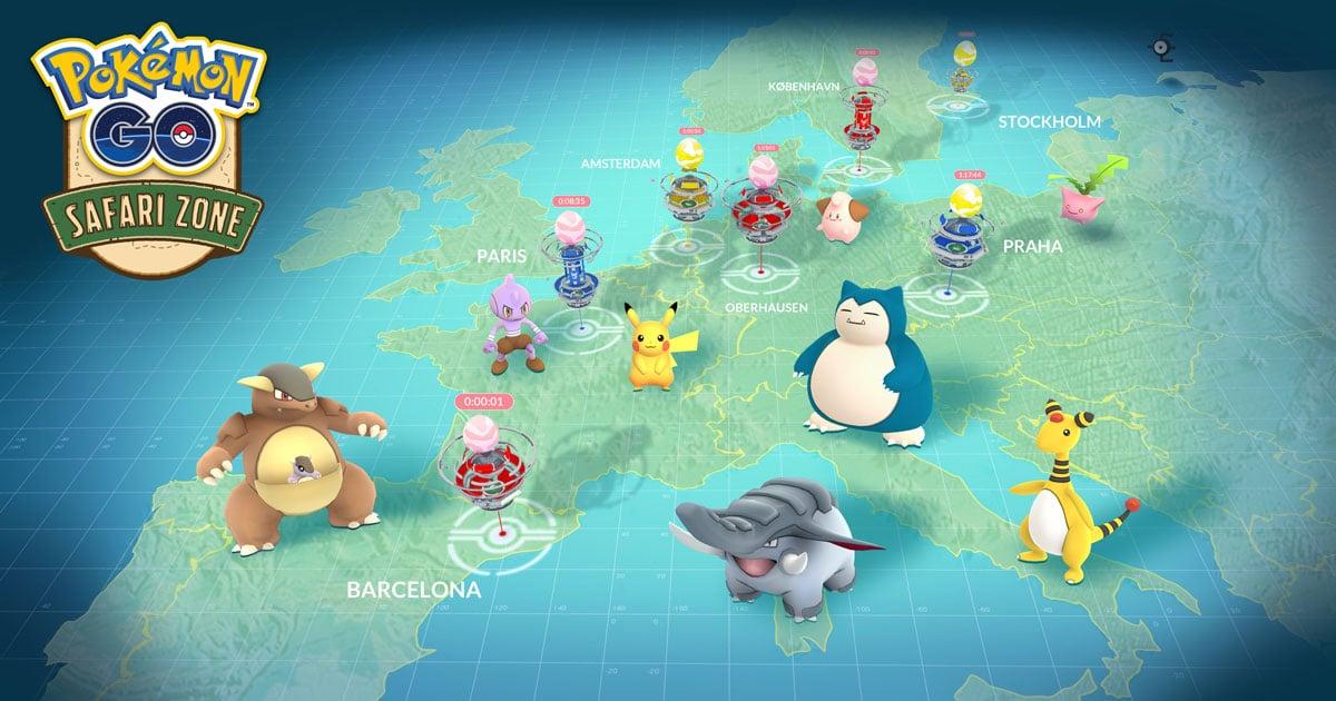 snorlax pokemon go danmark