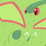 Trapinch, Vibrava and Flygon in Pokemon GO