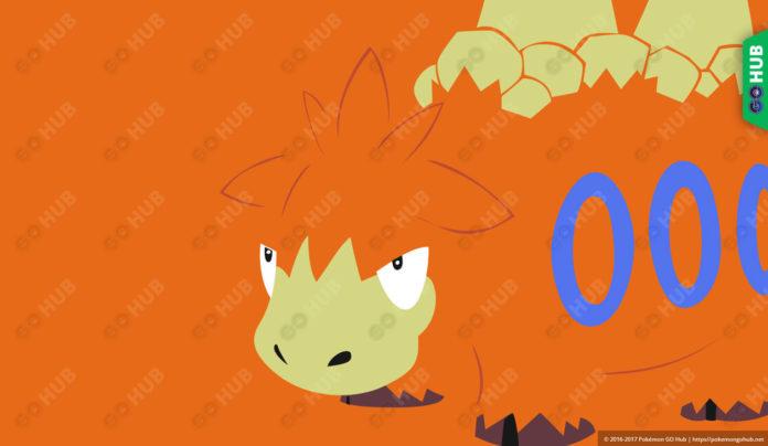 Pokemon GO Numel and Camerupt