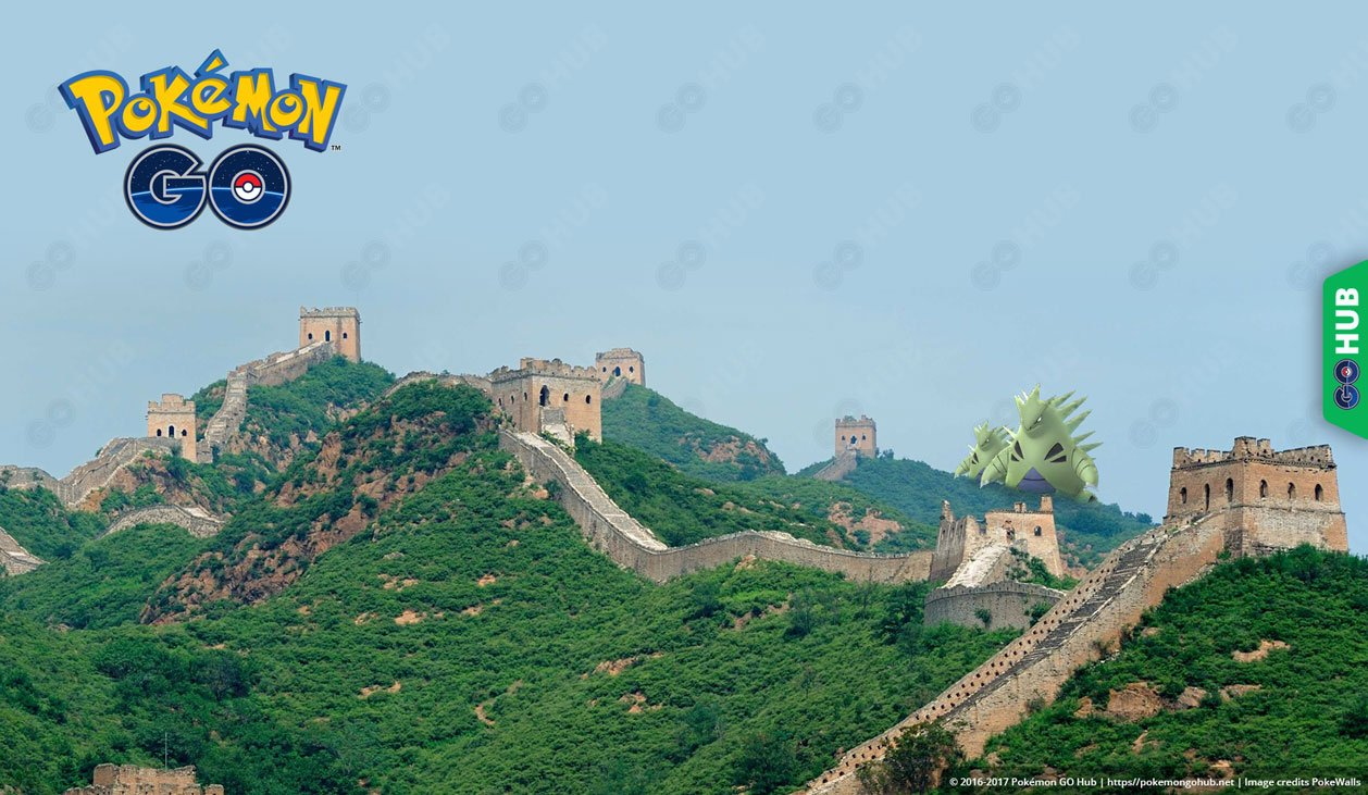 Pokémon GO Launches in China