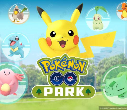 Pokémon GO Park Event