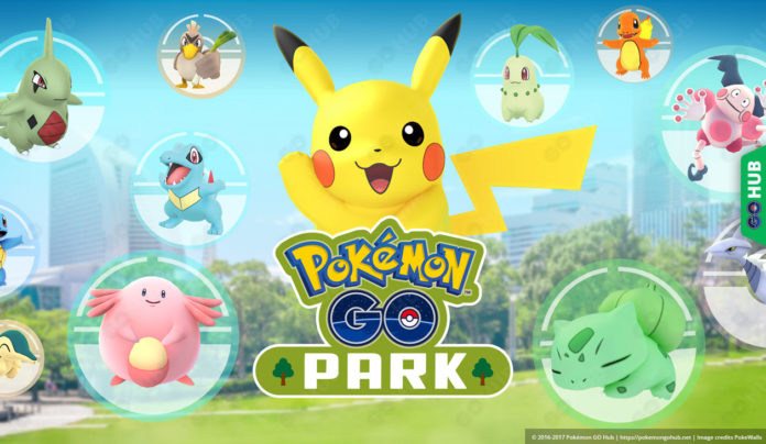Pokémon GO Park Event