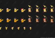 Pokémon GO Shiny Pikachu, Raichu and Pichu