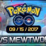 Mewtwo EX Raid Philadelphia