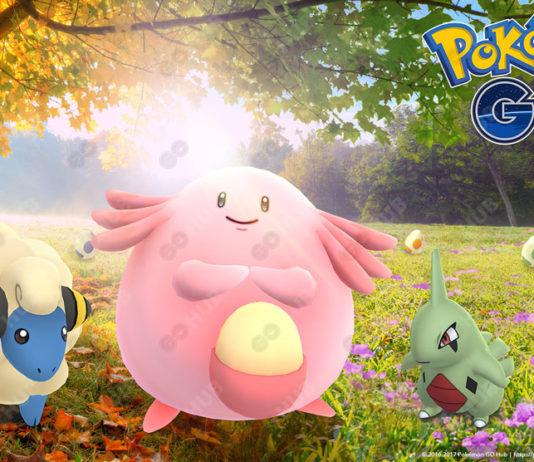 Pokémon GO Equinox event
